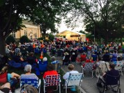 Bridge Square concert-NorthfieldMN